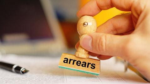 tenant arrears