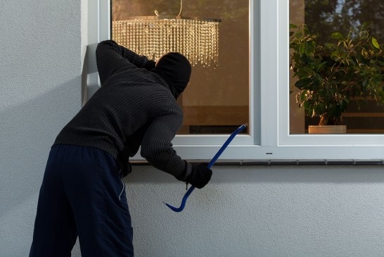 Young people more at risk of burglary