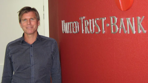 New hire for United Trust Bank