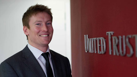 UTB sales manager goes the extra (four) miles for charity