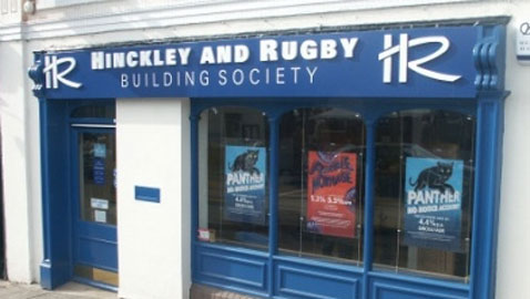 The Hinckley & Rugby sees large rise in advances