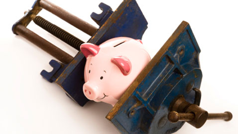 Parents' savings being squeezed by kids