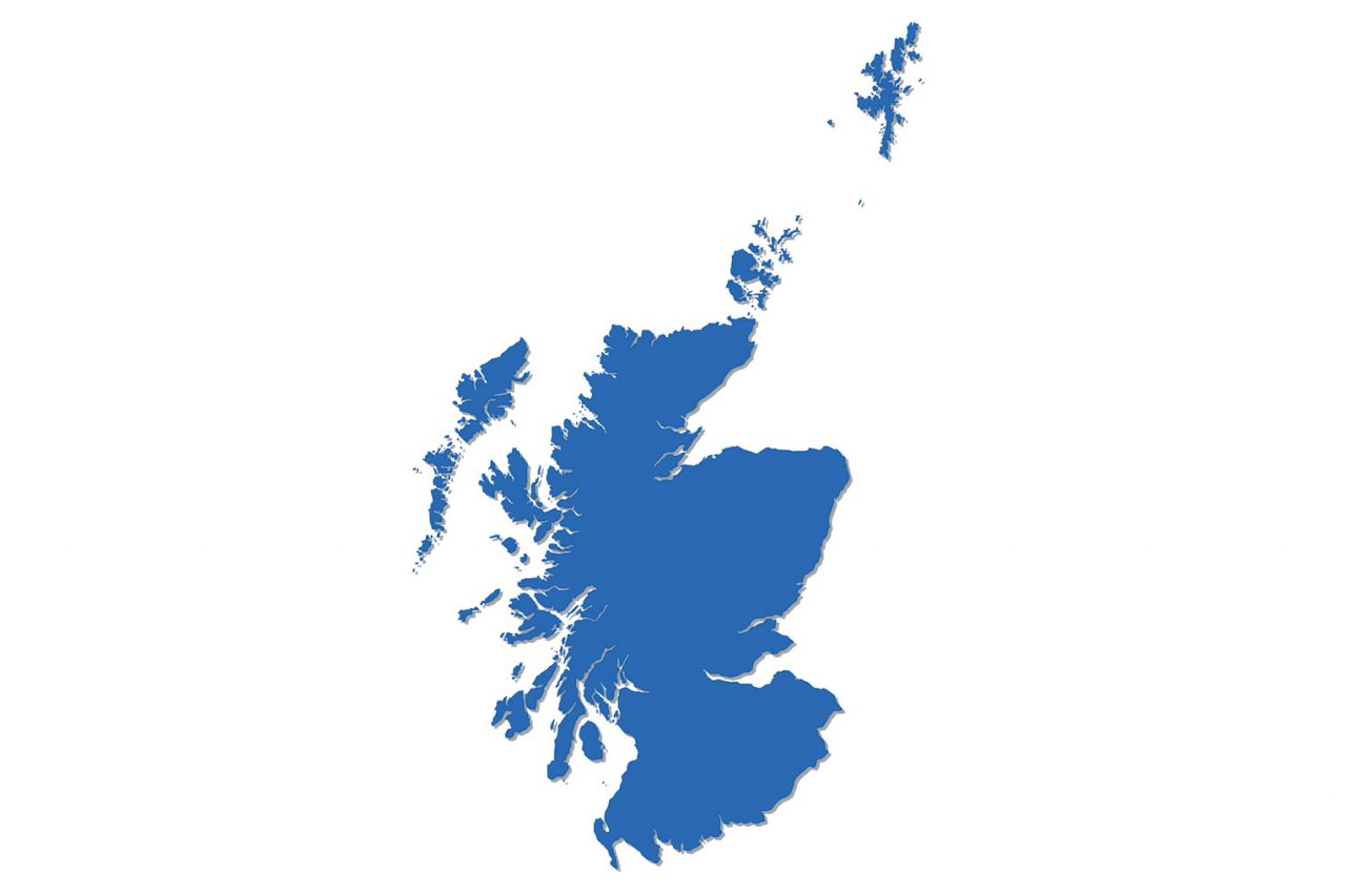 Annual house price growth in Scotland now 3.5%