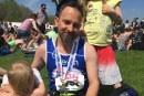 BestAdvice editor beats the heat in charity run