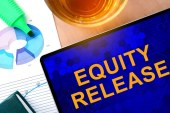 Completed equity release plans at record levels