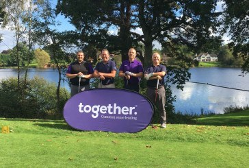 Together holds annual charity golf days