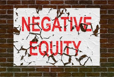 Half a million households at risk of negative equity